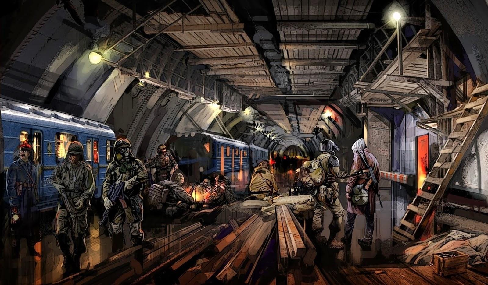 Станция Владимирская